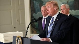 Trump to keep sanctions on North Korea until deal is made