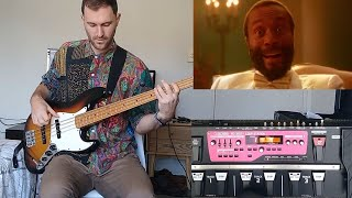 Bobby McFerrin - Don't Worry Be Happy Bass Loop Cover