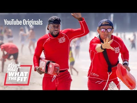 Lifeguarding with Casey Neistat and Kevin Hart