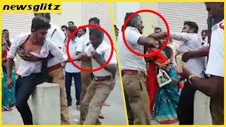 கையை உடைக்க முயன்ற போலீஸ் : Chennai Traffic Police Atrocity against Public | Latest