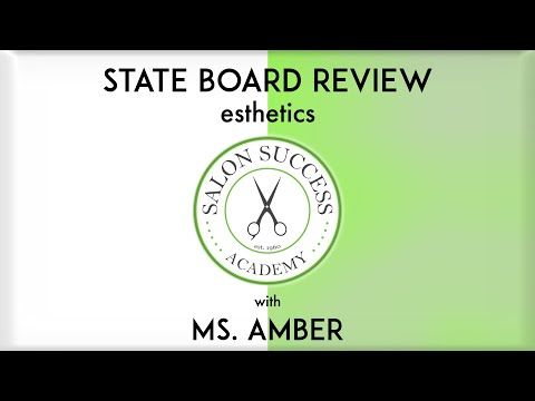 Esthetics Practical Examination | State Board Review
