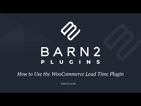 WooCommerce Lead Time | WordPress Plugin Tutorial thumbnail