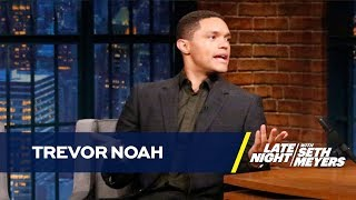 connectYoutube - Trevor Noah Was a Victim of Fake News