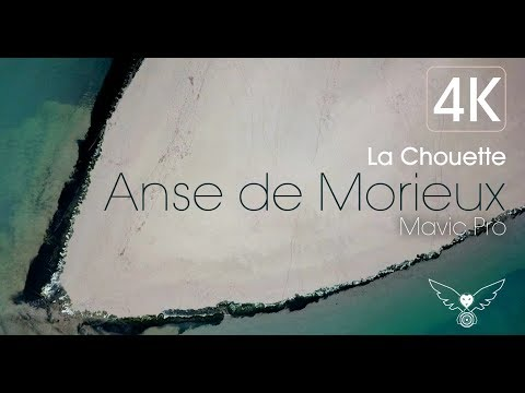 Anse de Morieux, Bretagne | Mavic Pro 4K
