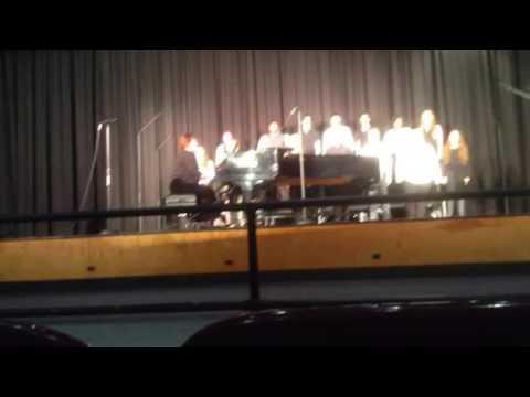 Gloria Fanfare by Bluefield High School Choir 2016