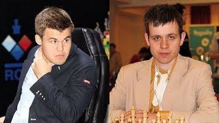 Шахматы. Карлсен - Навара: теоретическая дуэль в защите Каро-Канн