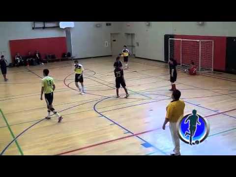 Chinameca FC vs BSA Futsal Academy (97/98)