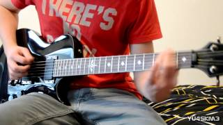 """Fallen Leaves"" Billy Talent (Guitar Cover) HD"