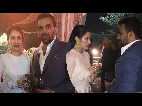 Sagarika Ghatge & Zaheer Khan DATING - Here's Proof