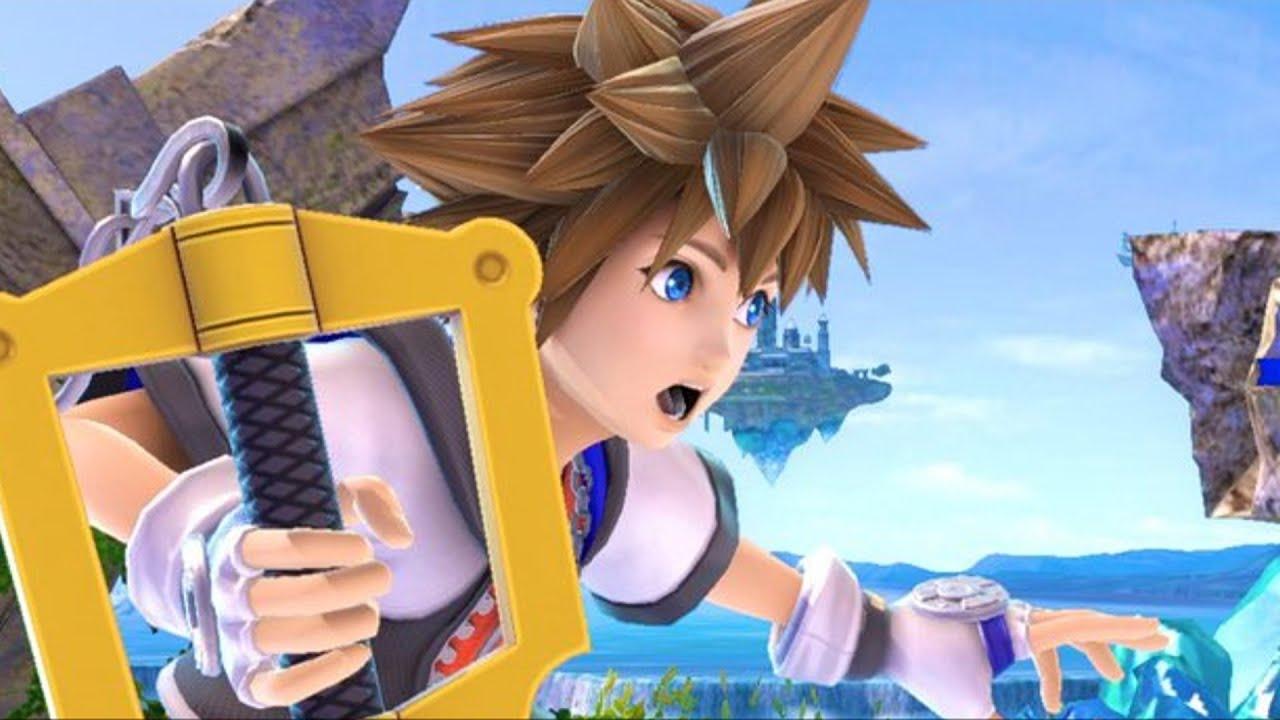 """Sora: """"You're Here Too?!"""""""