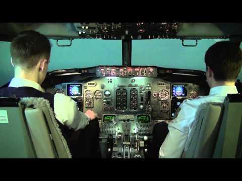 Most Dangerous Approaches: Santorini to Mikonos - Baltic Aviation Academy