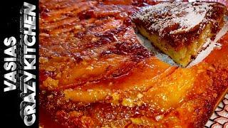 Φανταστικη Mηλοπιτα της Βασουλας – Mηλοπιτα Ευκολη Συνταγη - Γλυκο με μηλα - Apple Pie Recipe