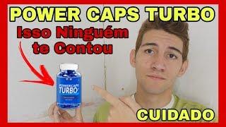 powercaps turbo mercado livre