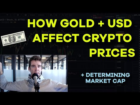 How Gold + USD Affect Crypto Prices, Incentives, Determining Market Cap, Judgment vs Effort - Ep131