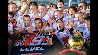 Marc Márquez has won seven MotoGP world titles in just nine years! A legend at 25!