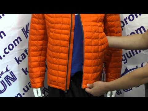 Легкая теплая куртка The North Face Men Thermoball Jacket