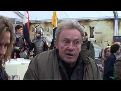 Daniel Olbrychski nie chce rozmawiać z dziennikarzem [TSN]