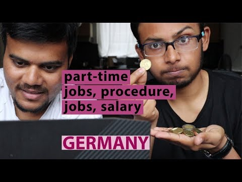 Part-time Jobs, Jobs, Salary During Masters In Germany 🇩🇪? Ft. Indian 🇮🇳 In RWTH Aachen