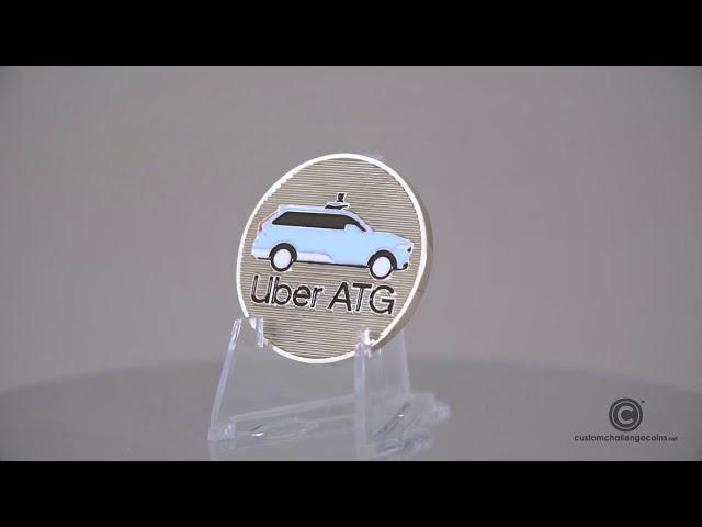 Custom Challenge Coins - Uber
