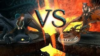 How To Train Your Dragon: Snotlout Boss Battle