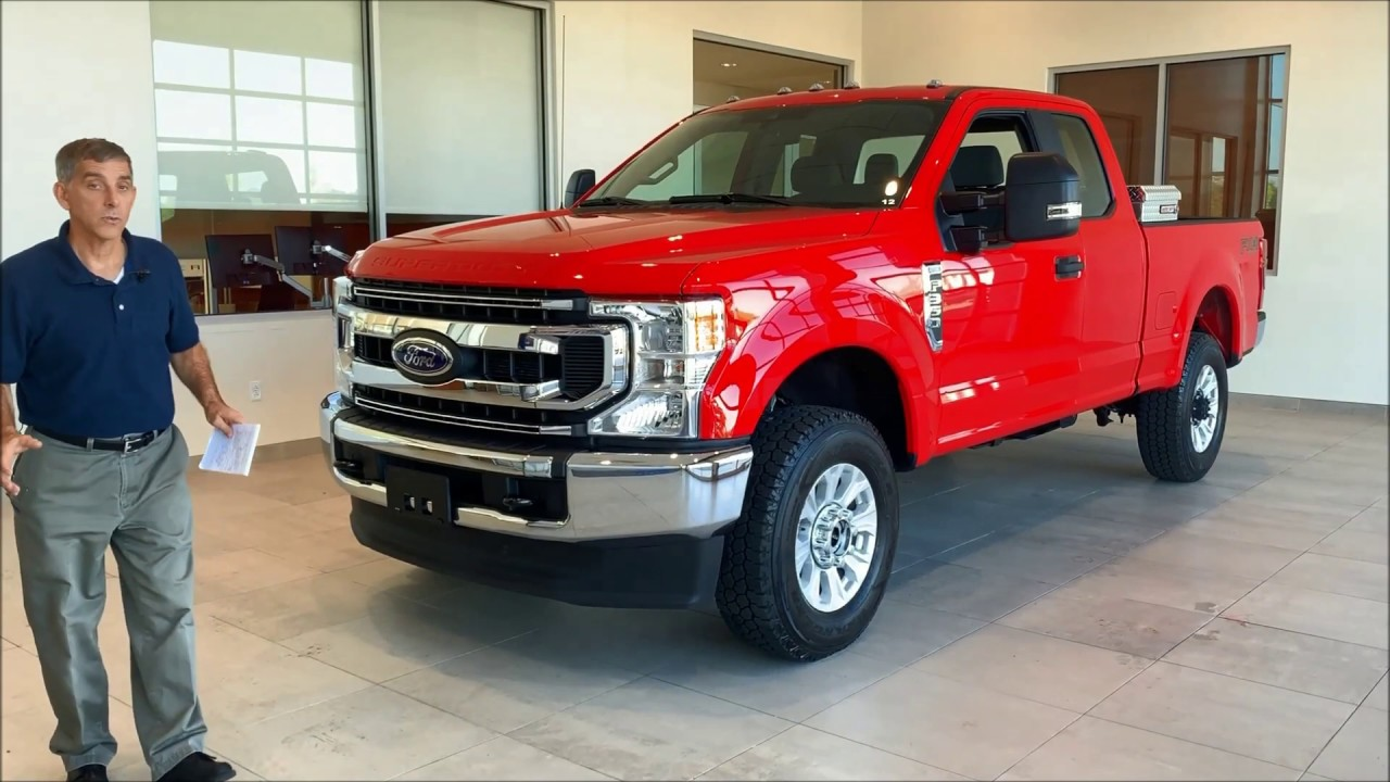 First Look 2020 Ford F 350 Super Duty Truck Pre