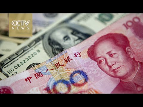 Reasons to be cheerful? China's foreign reserves are rising