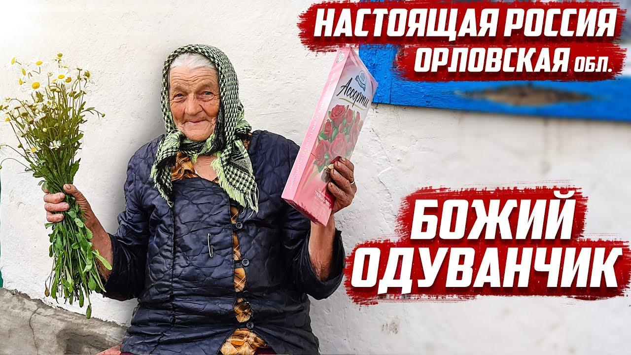 Божий одуванчик | Настоящая Россия