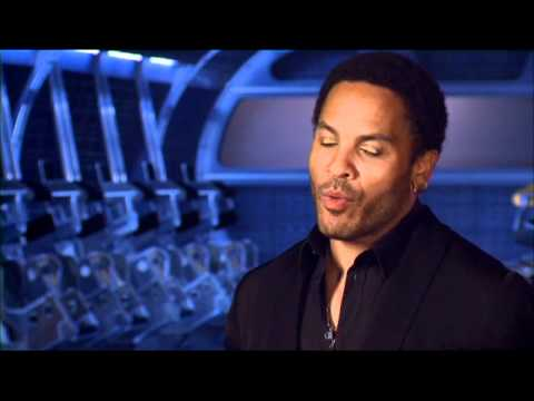 The Hunger Games cast interview: Lenny Kravitz
