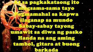 Repeat youtube video maligayang pasko by siakol
