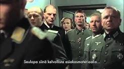 Hitler kuulee Oulun lastensuojelun toimista
