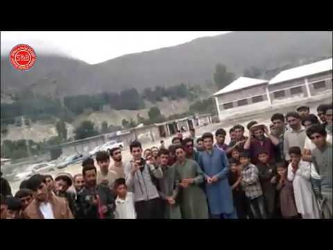 PTI Victory Celebration In Gilgit Baltistan Astore Gorikot - PTI Victory Song Shina