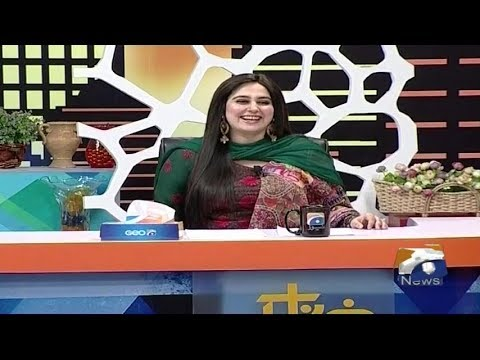 Khabarnaak - 08-December-2017 - Geo News