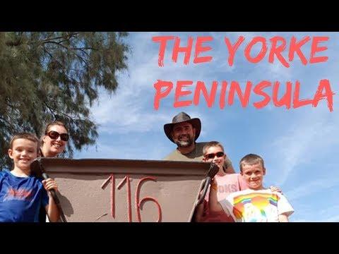 Innes National Park, Moonta & The Yorke Peninsula: S02 South Australia E07 Lap Of Australia