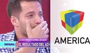 """Francisco Delgado y la noticia más esperada: """"Soy el papá de Ian"""""""