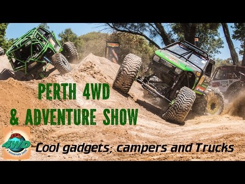 2016 4wd & Adventure Show