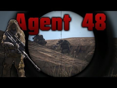 Agent 48 - Teil 1