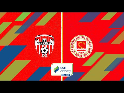 Premier Division GW12: Derry City 0-0 St. Patrick's Athletic