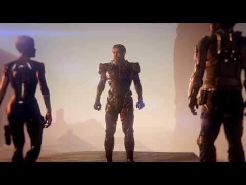 Mass Effect Andromeda: Pathfinder Team Briefing Trailer