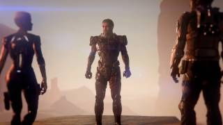 Mass Effect Andromeda: Pathfinder Team Briefing Trailer