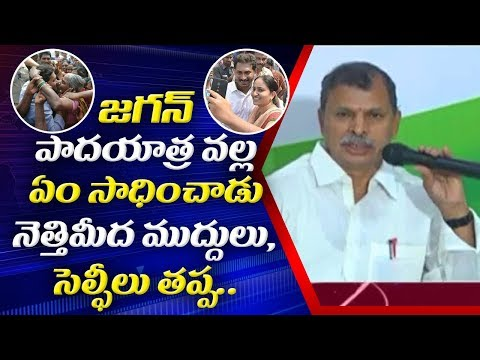 Congress Leader Tulasi Reddy counter to YS jagan   ABN Telugu