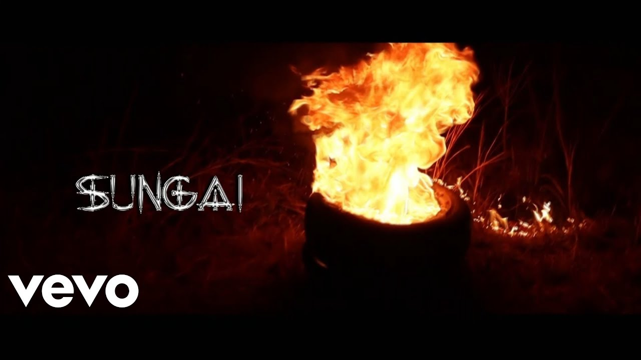 Diego Tryno x Dj Monte-Sungai(official music video)