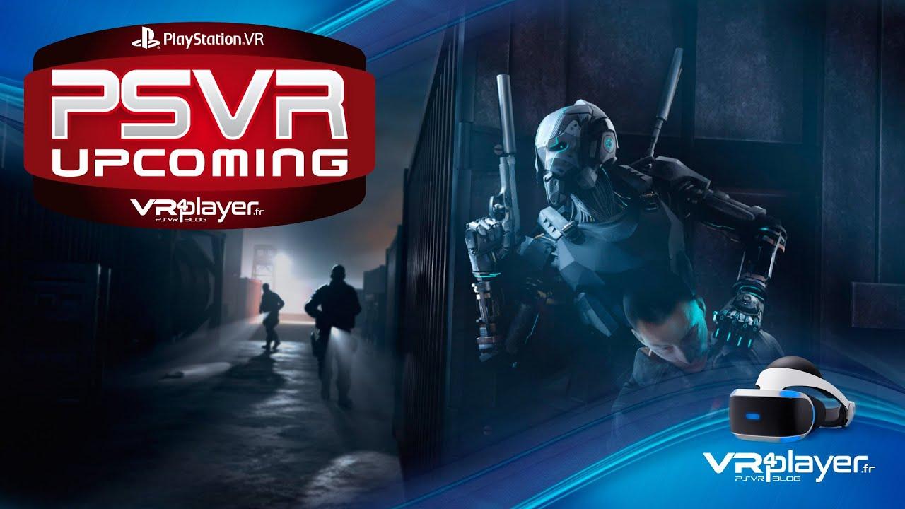 Playstation Vr Psvr Upcoming Psvr Games 10 E3 2019