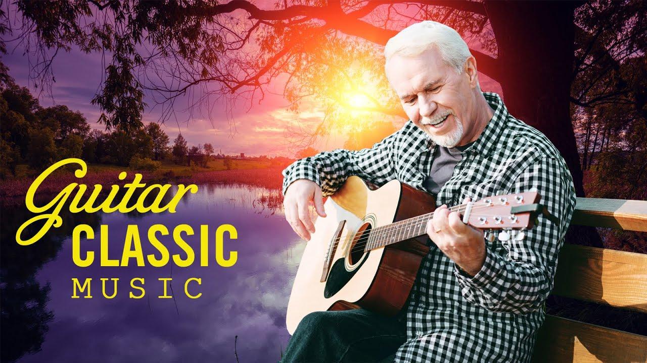 Beautiful Classical Guitar Music - Top 50 Most Guitar Love Songs Instrumental