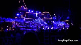 Disneyland Candlelight Processional 2014