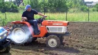 Sprzedaż używanych mini traktorków-ciagników ogrodniczych. www.traktorki.waw.pl
