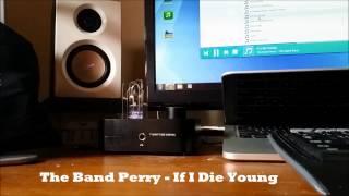 HIVI Swans M10 Sound Test II