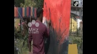 India News - Week long painting camp held in India