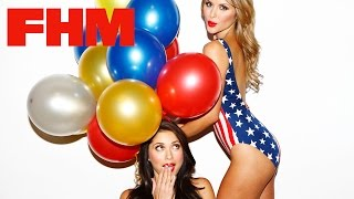FAREWELL FROM FHM