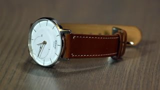 Withings Activité the high end watch with smart fitness hiding inside