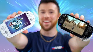The PS Vita iṡ still AWESOME in 2021!